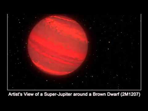 NIBIRU!!! NASA discovered NIBIRU!Super-Jupiter 2M1207 ! OR ...
