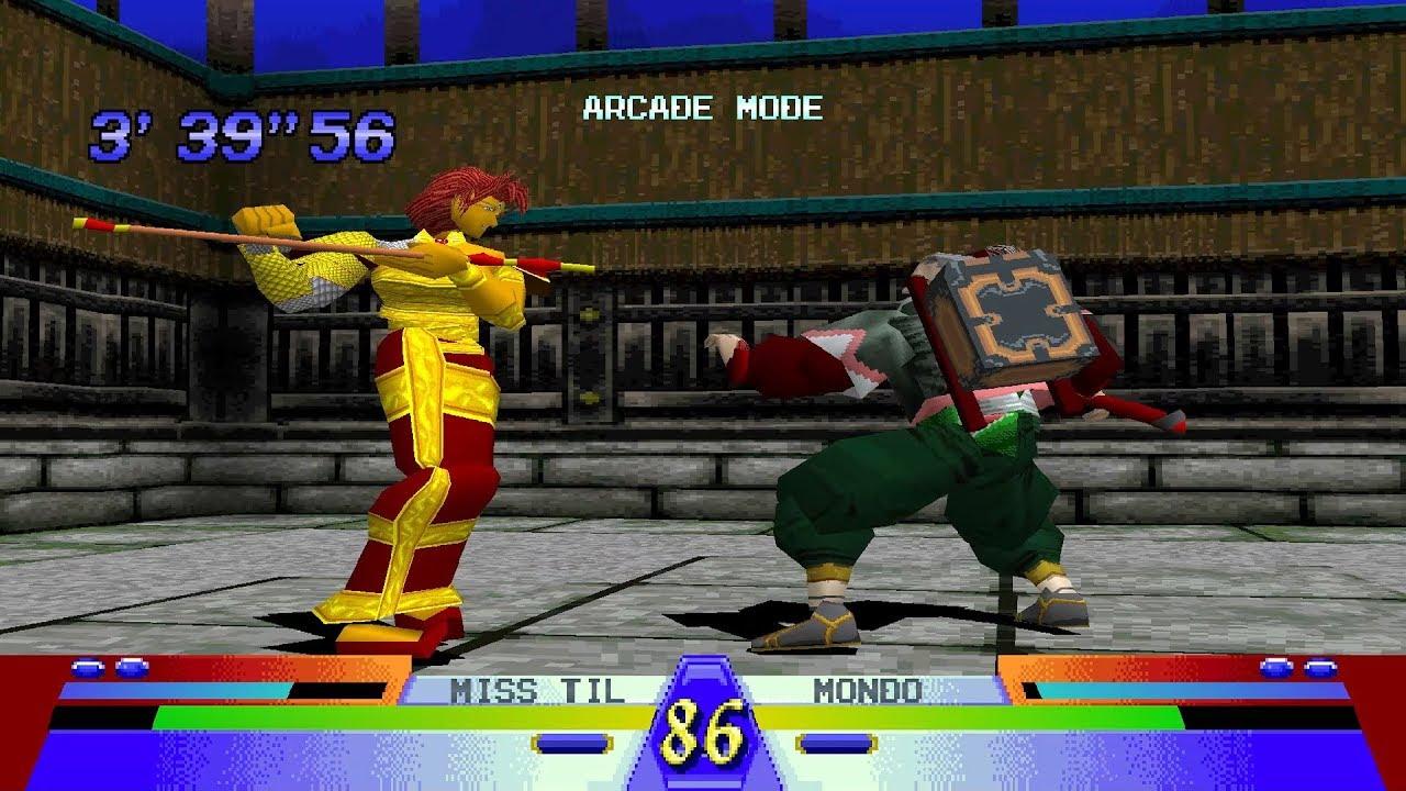 Battle Arena Toshinden 3 Tracy Playthrough By Raivop