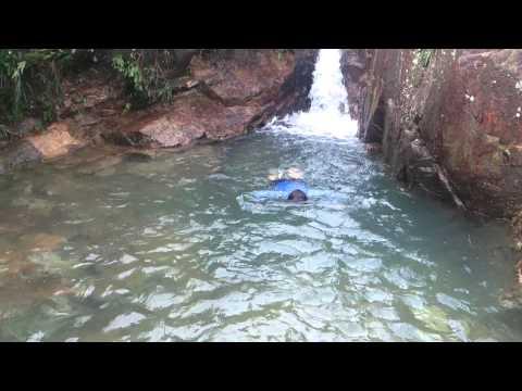 Braemar hill river - falls