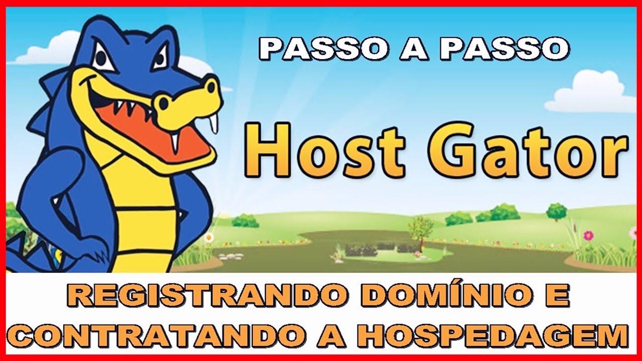 COMO CONTRATAR HOSPEDAGEM DE SITES NA HOSTGATOR PASSO A PASSO
