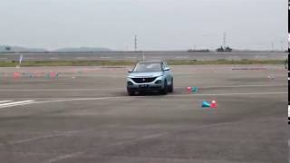 2020 BAOJUN RM-5: Media Test Drive - L2 (Level 2) Autonomous / Automated Driving Experience - China