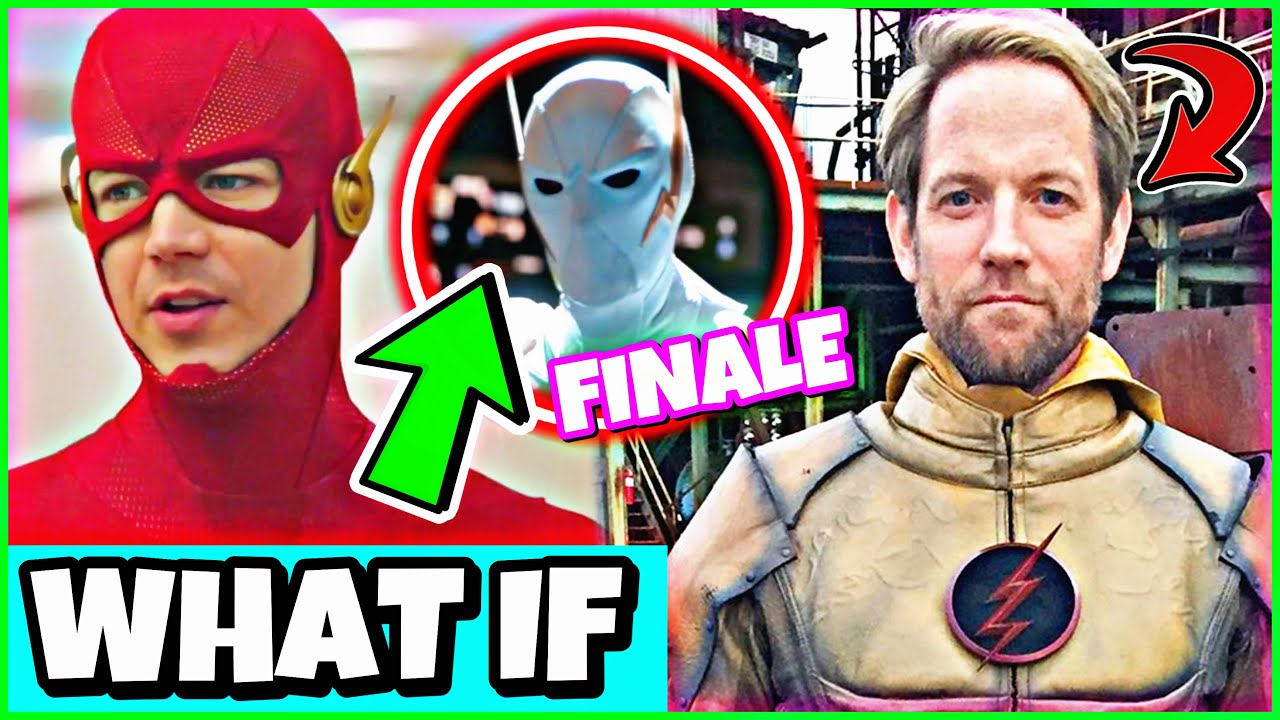 Download What If I Wrote THE FLASH SEASON 7 Part 3 - FINALE