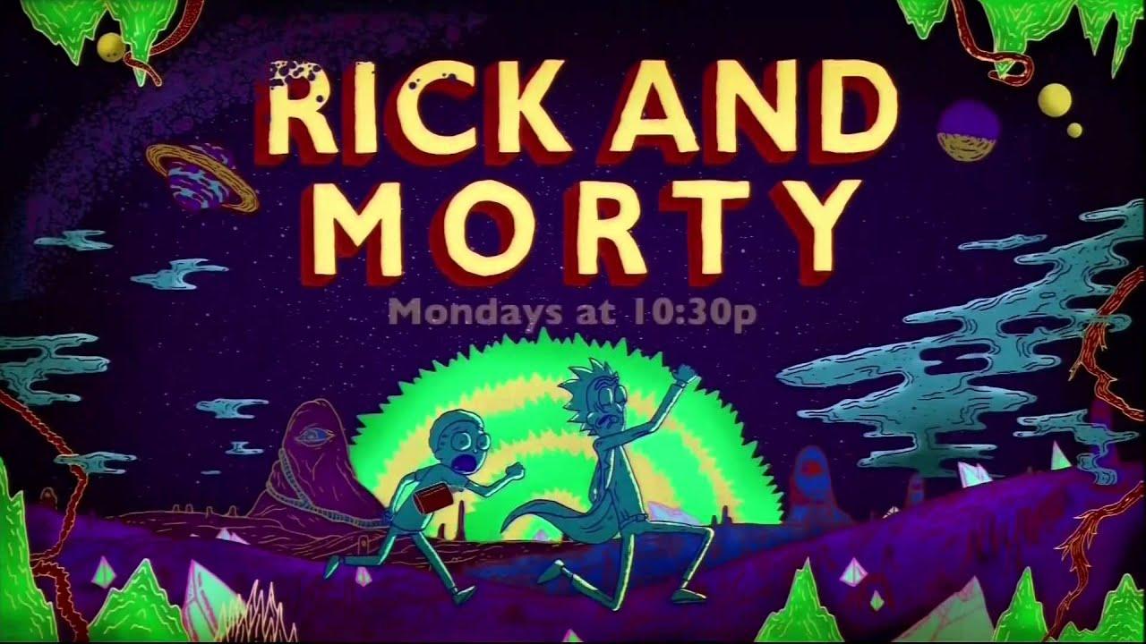 Rick And Morty Promo (HD 1080p)