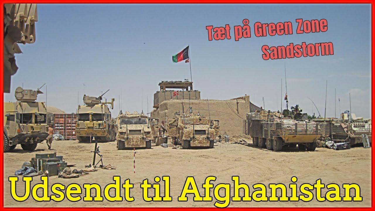 Udsendt til Afghanistan - Under angreb