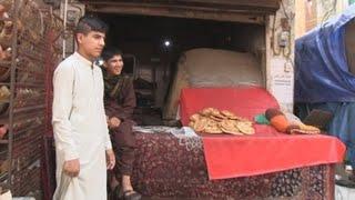 De la guerra en Afganistán a la miseria en la India
