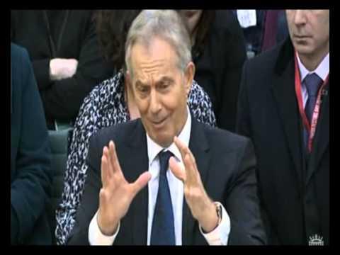 Northern Ireland Affairs Committee.....Rt Hon Tony Blair
