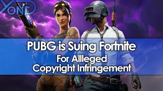 PUBG is Suing Fortnite for Alleged Copyright Infringement thumbnail