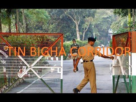 Tin bigha corridor tin bigha corridor lalmonirhat rangpur bangladesh