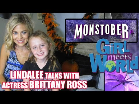 Brittany Ross & Lindalee Discuss 'Girl Meets World of Terror 2'