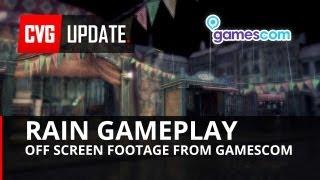 Rain PS3 Gameplay Gamescom 2013