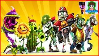 Растнение против зомби садовая война от фаника 1 plants vs zombies garden warfare