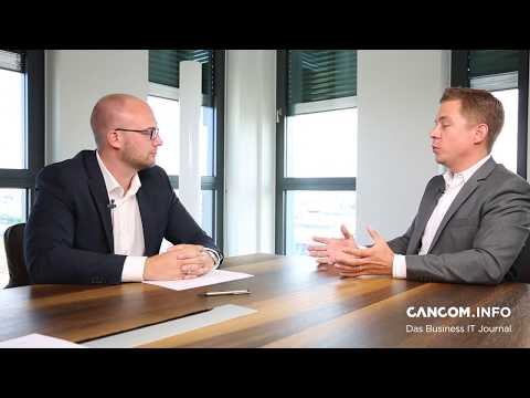 CANCOM - Interview mit Benjamin Krebs (DELL EMC)