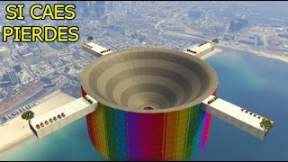 SI CAES PIERDES EXTREMO!! 99% IMPOSIBLE! - GTA V ONLINE