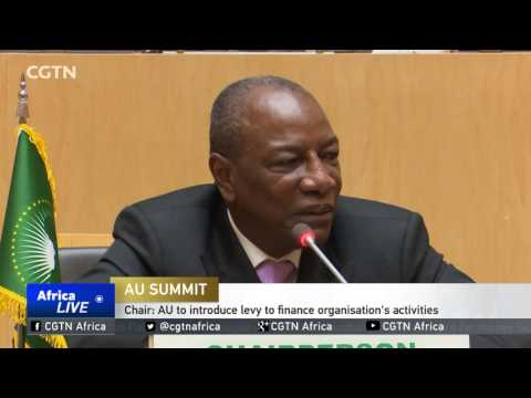 AU Summit: AU to introduce levy to finance organisation's activities