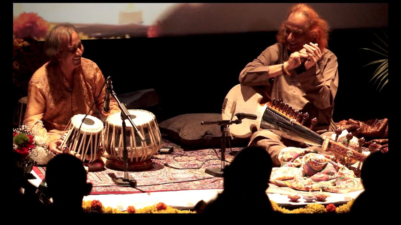 Tabla solo: Ustad Aashish Khan and Sandip Burman in Concert at The Adler Planetarium