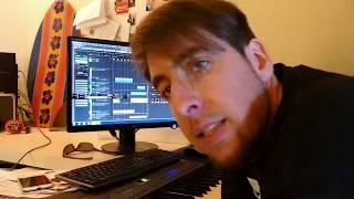 V-Log Musikproduktion Teil 1: Musikalischer Spannungsaufbau aus einem Motiv (z.B. Filmmusik)