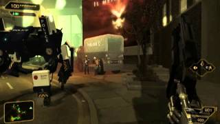 Returning from Montreal Adam Jensen finds the streets of his home city in flames and must negotiate through the riot in order to find out the truth behind the