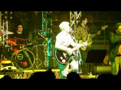 Davide Van De Sfroos Three little birds Live HD Verbania 1 06 2011