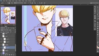 Download Video Lookism || Jay Hong speedpaint MP3 3GP MP4