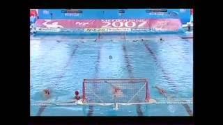Водное поло.  Чемпионат мира среди женщин 2007 . Россия -  Испания