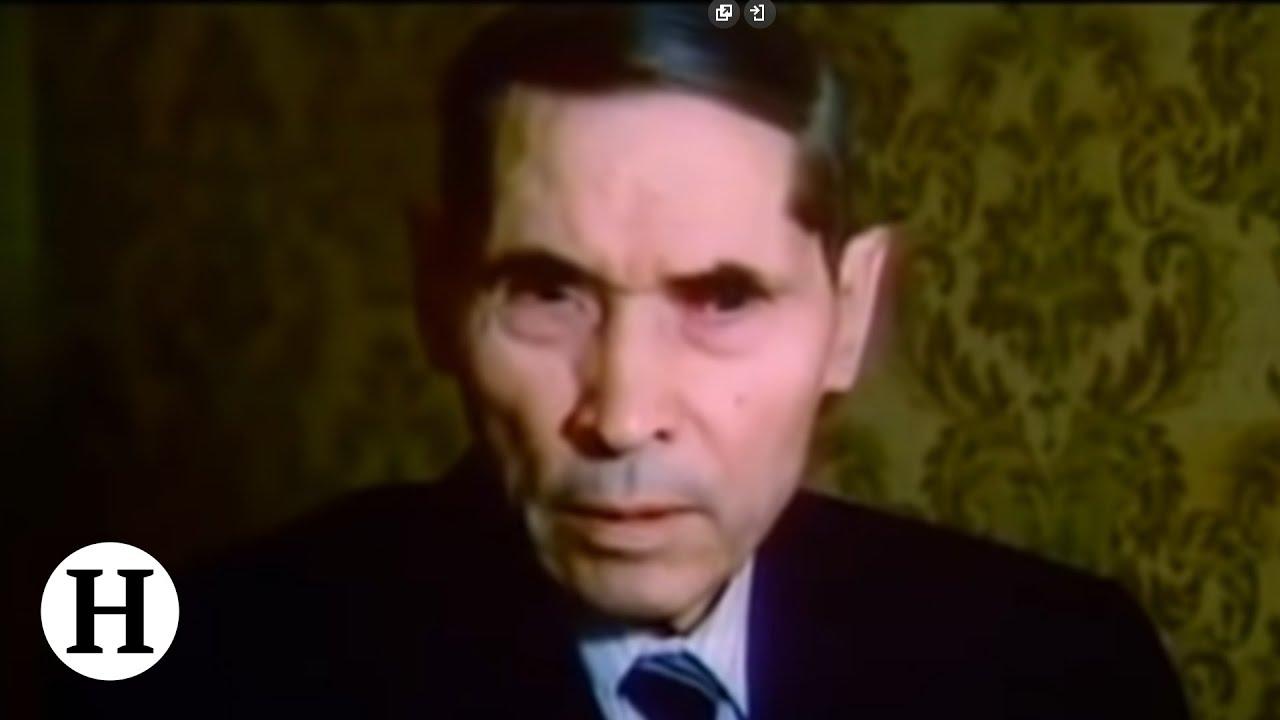 ochroniarz Stalina opowiada o Stalinie