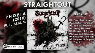 Straightout - Phobia (FULL ALBUM) | HansStudioMusic [HSM]