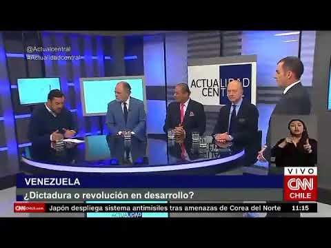Actualidad Central  Crisis en Venezuela, del sueño de la revolución a la convulsión social