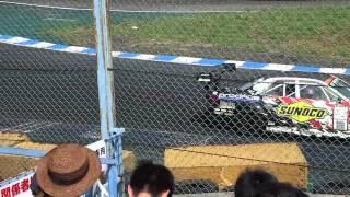 D1 GRAND PRIX Round.5 in Ebisu Circuit  単走ファイナル ダイジェスト