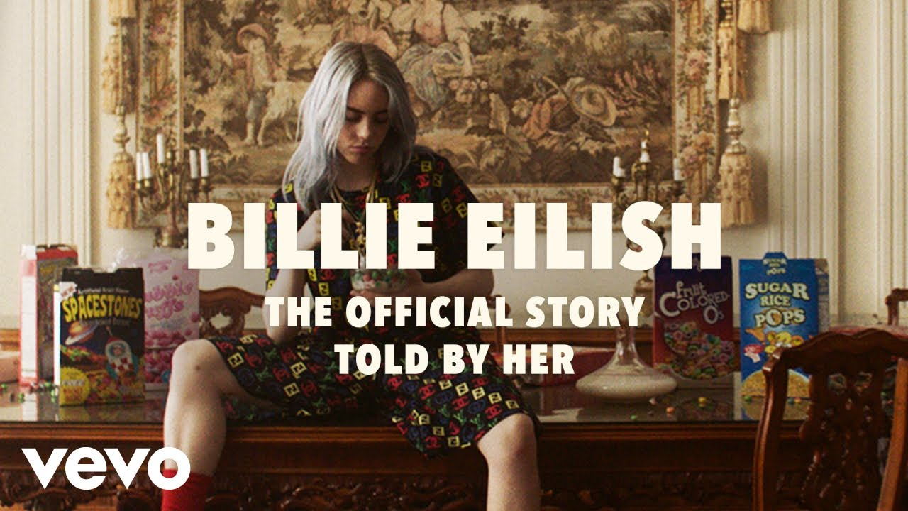 Billie Eilish documentary maker says her fame is a lot to carry