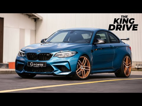 BMW M2 Competition By G Power