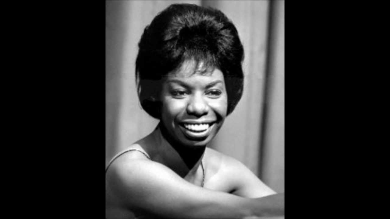 EXACTLY LIKE YOU--NINA SIMONE -- (with lyrics)