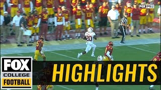 Stanford's Bryce Love goes 75 yards for touchdown, ties the game at 7 | HIghlights | FOX SPORTS