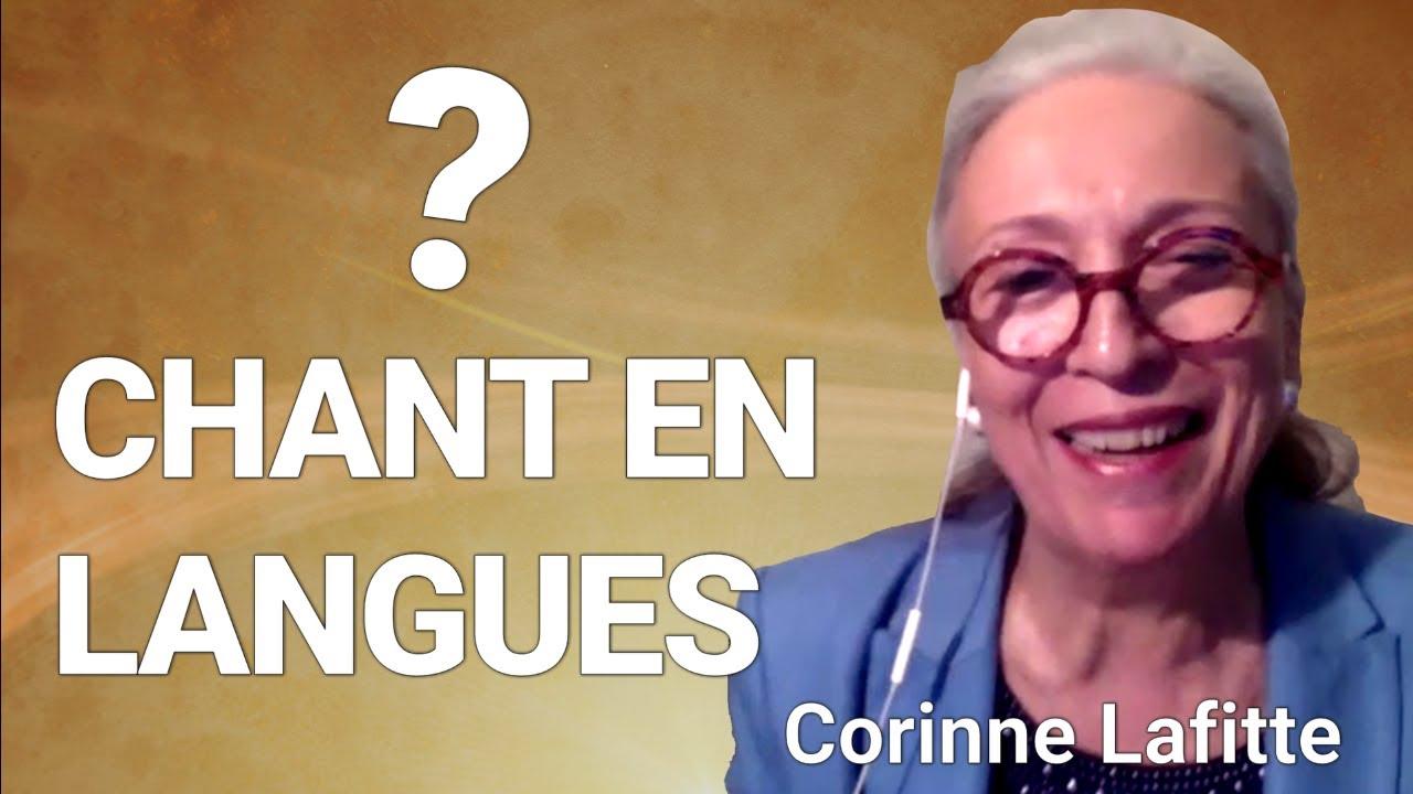 Parler en langues - Corinne Lafitte