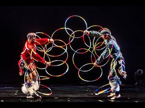 2016   Terry & Michael Goedel   Native American Hoop Dance