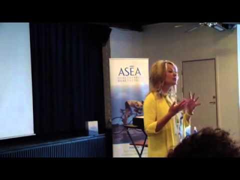 DENI ROBINSON ASEA Training In Sweden