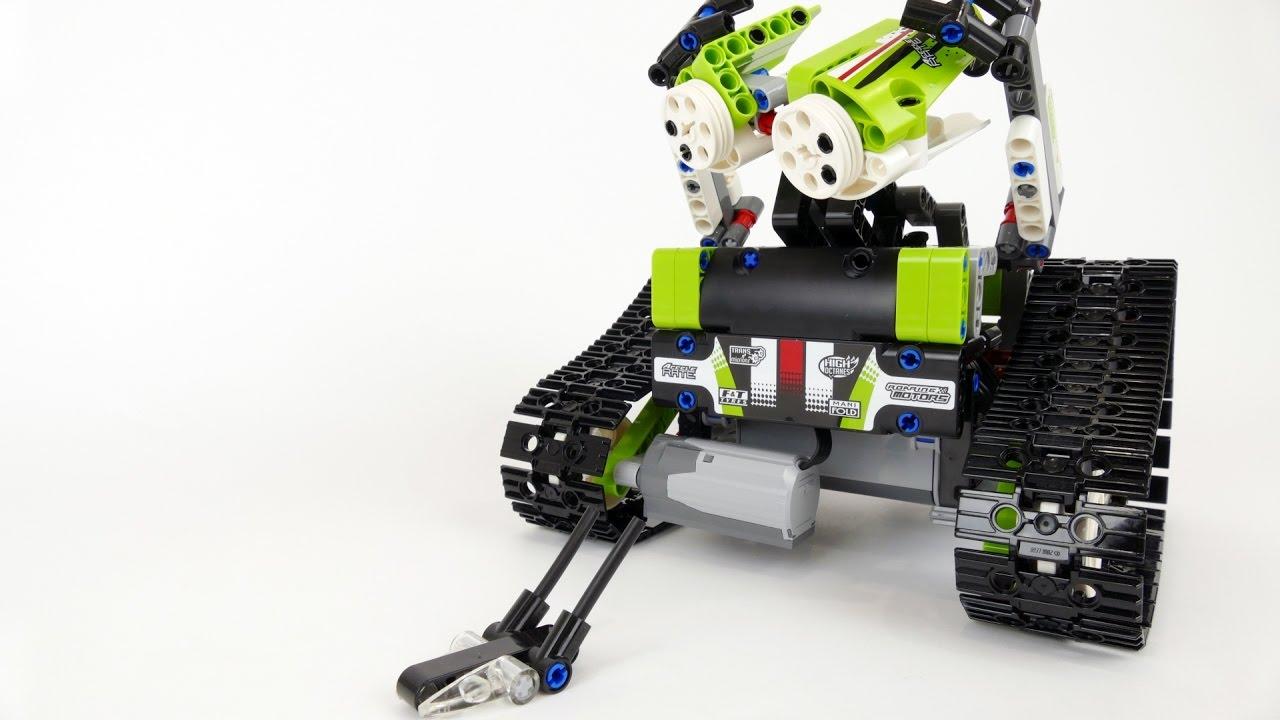 Rob E Lego Technic 42065 Alternate Moc Tutorial 4k Youtube