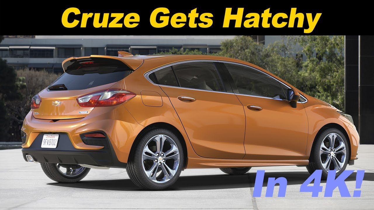 2017 Chevrolet Cruze Hatchback Review And Road Test In 4k Uhd