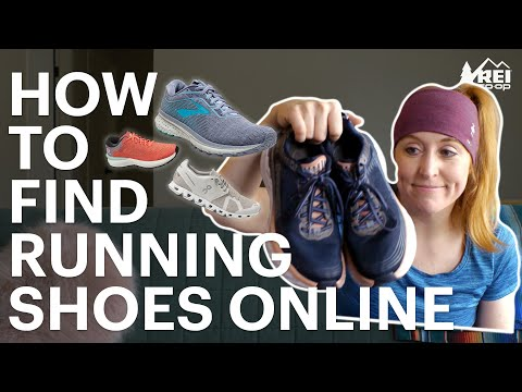 How to Find and Buy Running Shoes Online || REI
