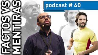 Gambar cover FACTOS vs MENTIRAS com Scimed | PODCAST #40