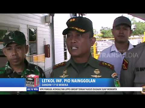 Kelompok KKB Tembak Dua Anggota TNI