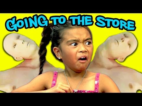 Kids React To going to the store! from YouTube · Duration:  7 minutes
