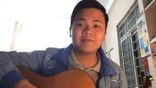 Ánh nắng của anh guitar cover by MQ