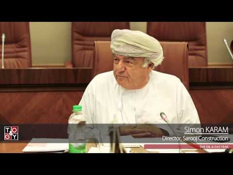 The Oil & Gas Year Oman 2014 Strategic Roundtable