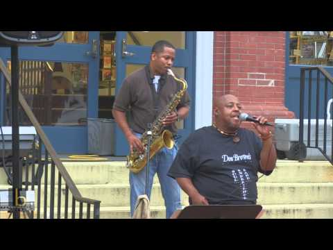 Don Brown's Soul Experience Band