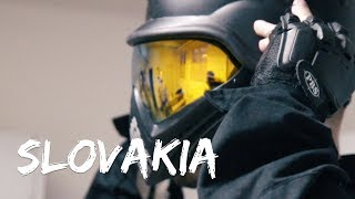 Slovakia - Paintball and Spooky War Bunkers