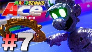 初のダブルスと操られた弟との決着『マリオテニス エース』を実況プレイpart7
