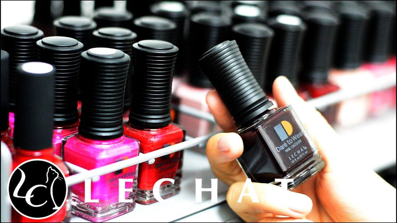 Chọn màu sơn móng tay phù hợp với màu da
