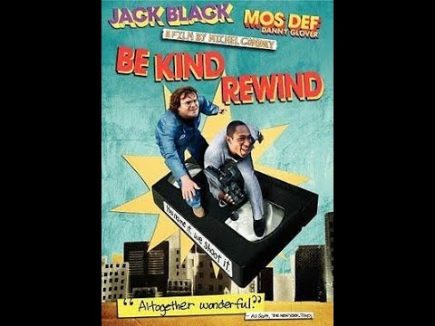 Opening To Be Kind Rewind 2008 DVD