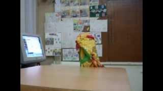 Кукольный театр на уроке обучения грамоте
