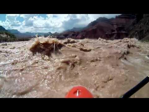 David Langford (Whitewater) Kayaking the Colorado River / Grand Canyon 2013
